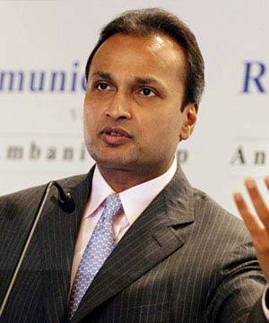 Anil Ambani's Reliance Group named in London case